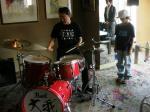 Hino Tiger Drum