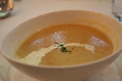 スープもおいしかったよね。