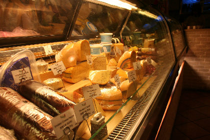 さすがのチーズ。