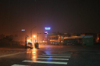 大雨じゃーん。