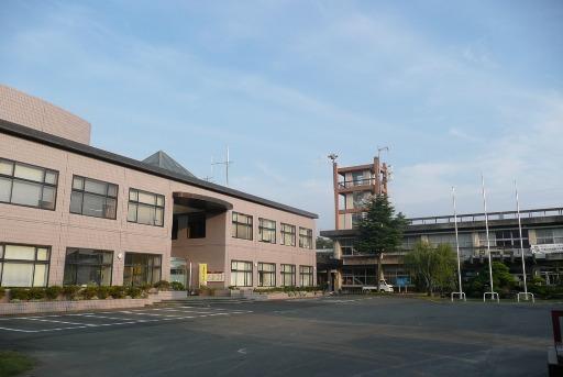 行方市役所(麻生庁舎)