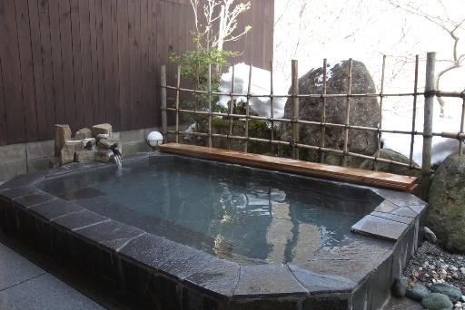 恵比寿の湯(露天風呂)