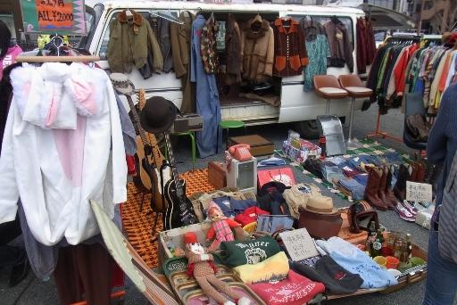 衣服の販売