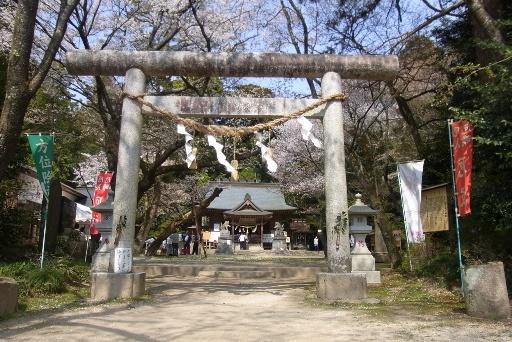 桜川磯部稲村神社