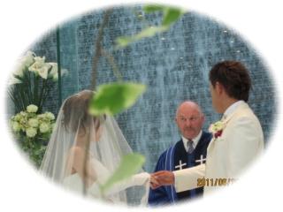 結婚式 007