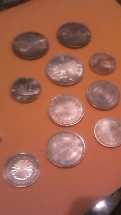 記念硬貨1