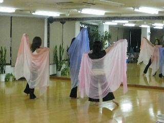 ベリーダンス1