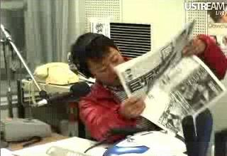 黒木よしひろの302号室(10/01/14)「あいつの名は~カメラマン」 画像