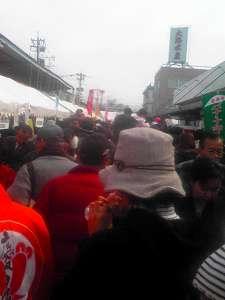 第3回 田崎市場感謝祭での画像