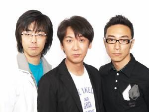 メガネ2+ノーメガネ1の東京03