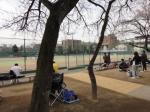 テニスコート①