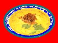 ゴマ味噌スープ麺