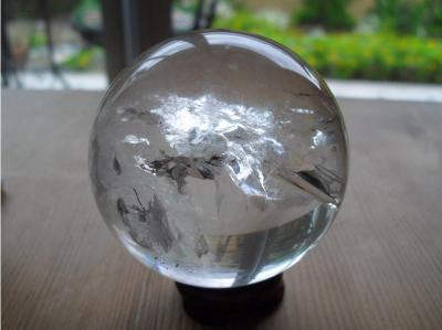 ヒマラヤ水晶のクラック