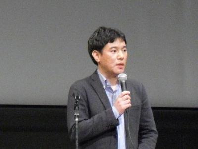 飯田監督さん