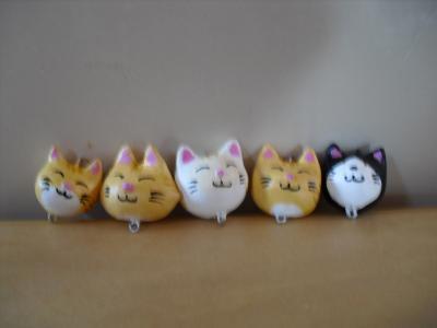 5猫チャーム