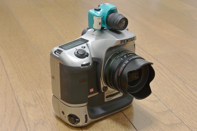 DA15mmF4ED AL Limited + K20DTS