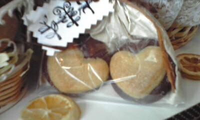 クッキーハート