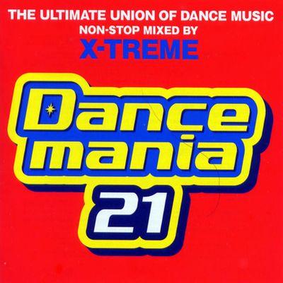 X-TREME ダンスマニア21