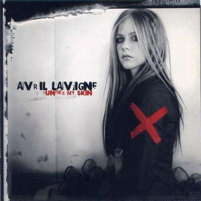 AVRIL LAVIGNE「UNDER MY SKIN」