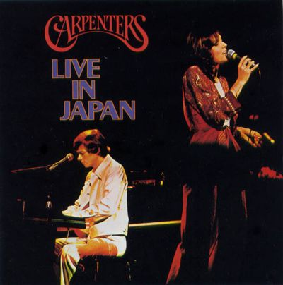 CARPENTERS LIVE IN JAPAN