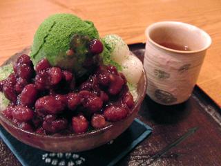 茶房竹聲_氷