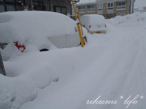 30日積雪