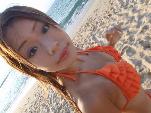 鳴き砂と私4