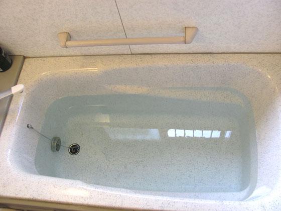 風呂釜洗い