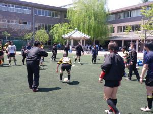 東京朝鮮高校