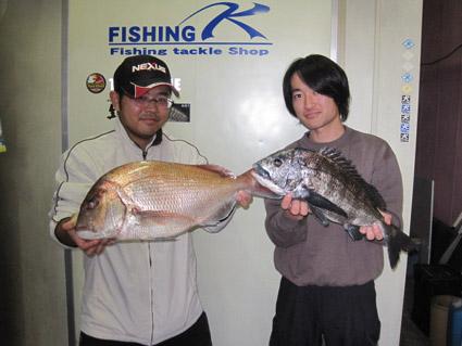 Fishing K blog 玄界島 情報!!