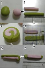 ロールケーキ作り方001