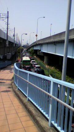 2011050402_葛西の渋滞