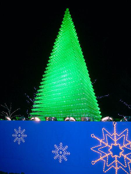 2009/12/6 昭和記念公園イルミ3