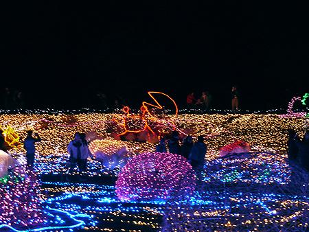 2009/12/6 昭和記念公園イルミ19