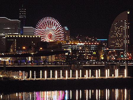 2009/12/23 横浜みなとみらい1