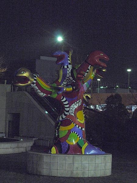 2009/12/26 多摩センターイルミ9