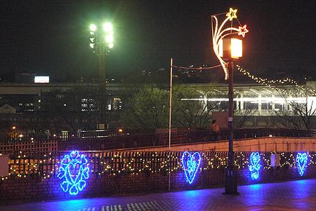 2009/12/26 多摩センターイルミ12