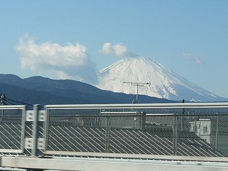 2010/1/2 伊豆へ行く途中1