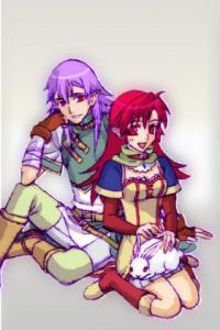 ロギルとティジナ
