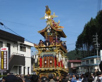 高山祭り2