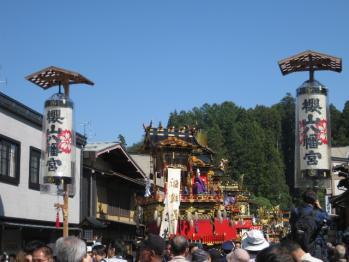 高山祭り1
