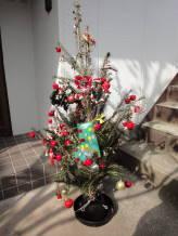 完成!クリスマスツリー