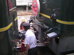 トワイライトエクスプレス機関車交換1780