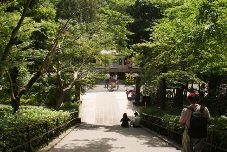 円覚寺石段