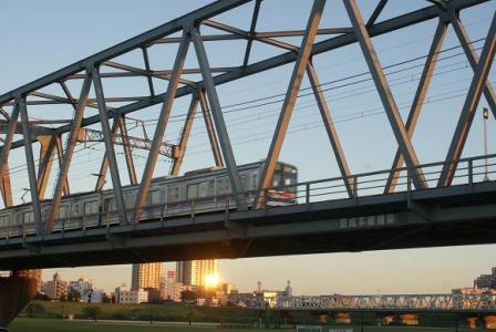 京成本線橋梁