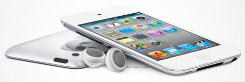 iPod touch whiteイメージ
