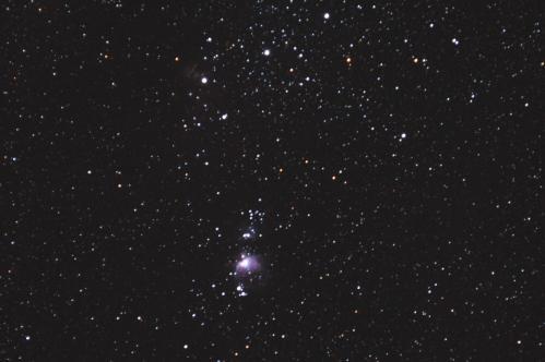 オリオン座大星雲2