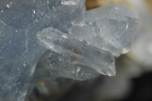 インディゴライト入り水晶2s