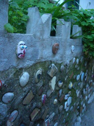 face stones