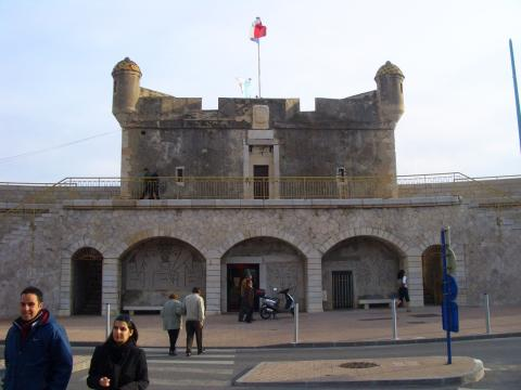 Cocteau museum